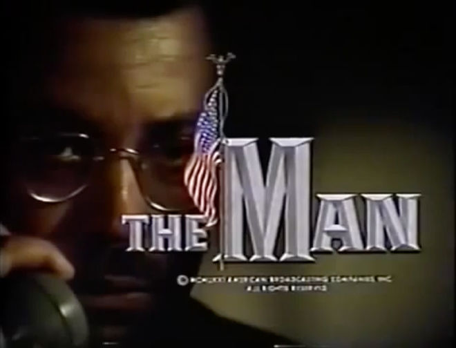 IMAGE: The Man title card