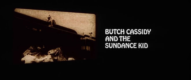 VIDEO: Title Sequence – Butch Cassidy And The Sundance Kid (1969)