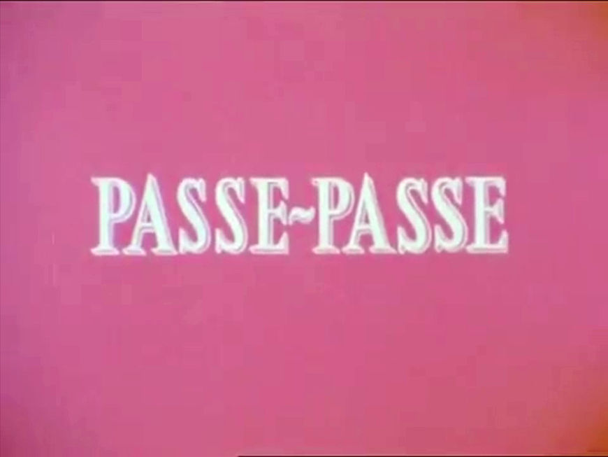 VIDEO: Title Sequence – Passe-passe (1973)