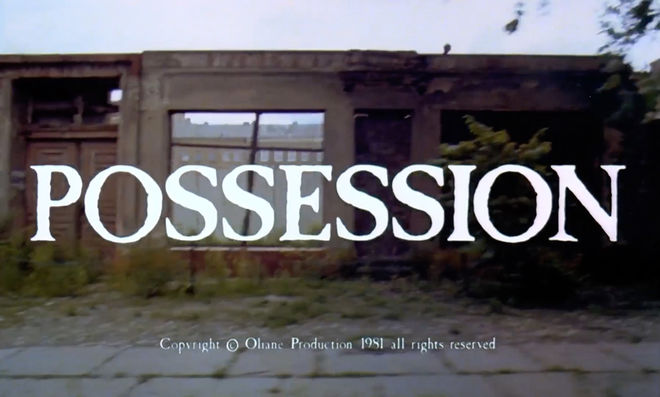 IMAGE: Possession title card