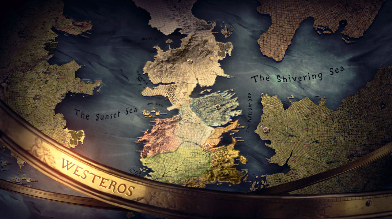 26+ Game Of Thrones Globe Map Background