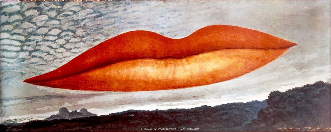 IMAGE: Man Ray The Lips