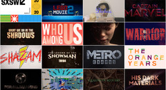 SXSW 2020 Film Awards: Title Design Finalists