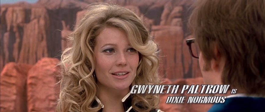 IMAGE: Still - Gwyneth Paltrow as Dixie