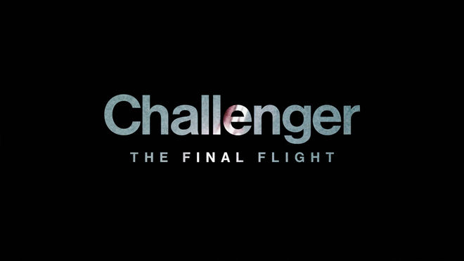 IMAGE: Challenger title card
