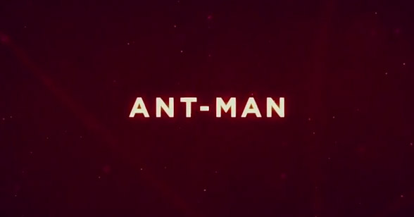 Ant-Man (2015) — Art of the Title
