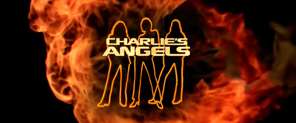 Charlie S Angels 2000 Art Of The Title