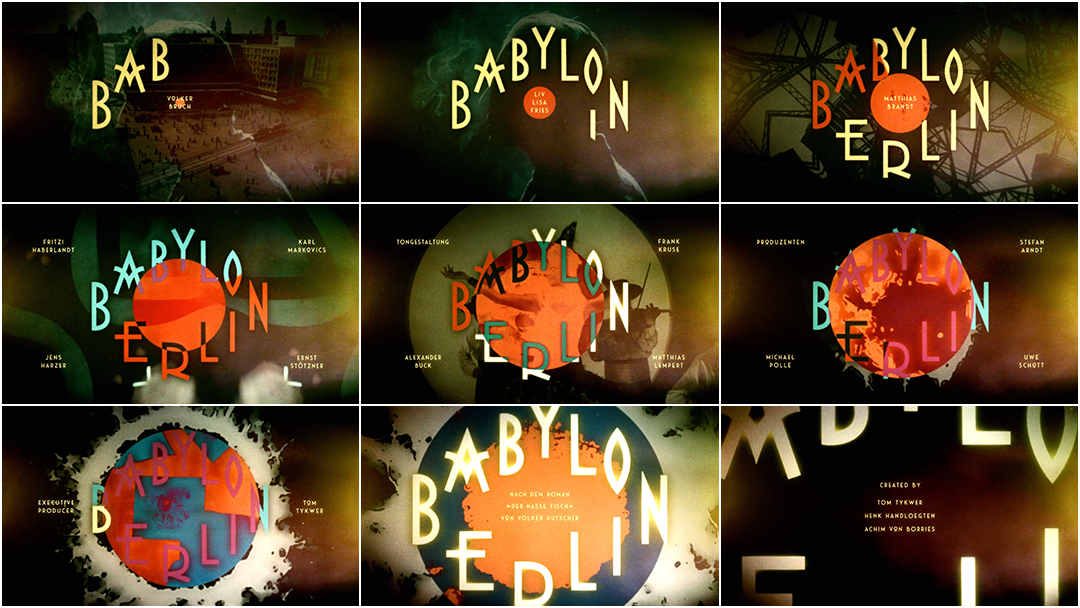 VIDEO: Title Sequence – Babyon Berlin (2018)