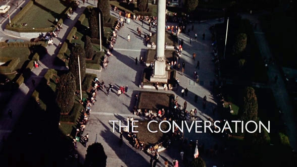 Image result for The Conversation coppola title card