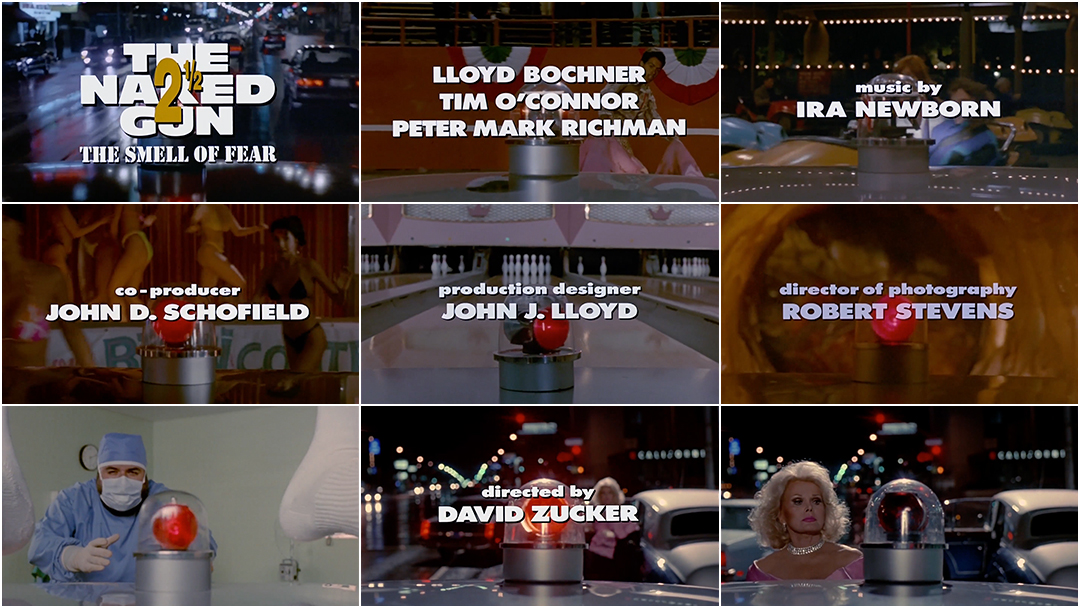 The Naked Gun 2½: The Smell of Fear (1991) / AvaxHome