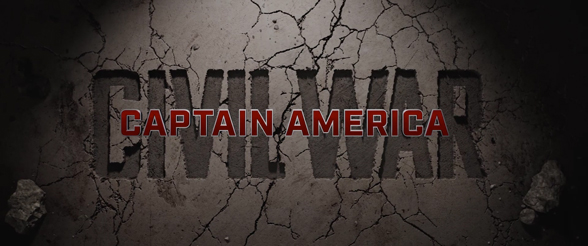 Captain America: Civil War (2016) — Art of the Title