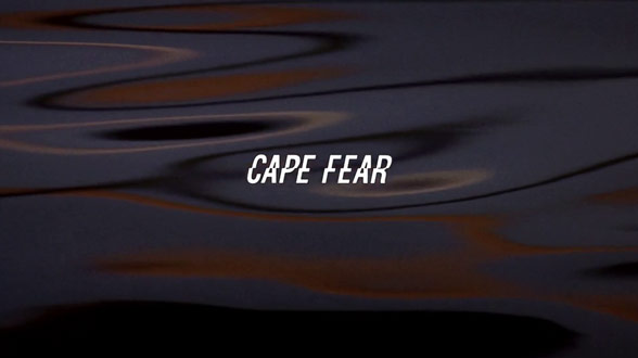 Cape Fear 1991 Art Of The Title