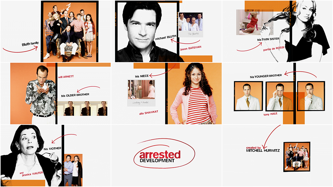 VIDEO: Title Sequence - Arrested Development